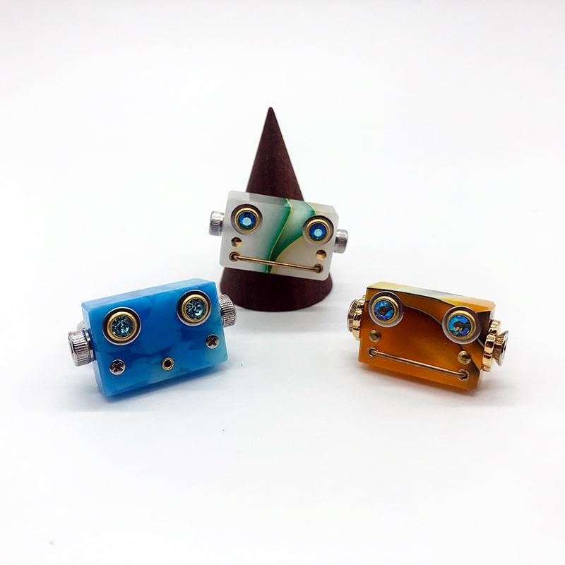 ペン軸ロボットアクセサリー